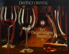 Da VINCI CRYSTAL Wine Tasting Set