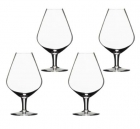 4 Ultimate Wine Tasters Les Impitoyables Nº1 Red Wine Glasses