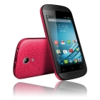 L-ement 350 Dual SIM 4GB Black, Pink UNLOCKED Smartphone. IN BOX