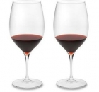 2 Riedel Grape Series Glasses - Cabernet Merlot