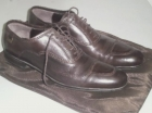 Cesare Paciotti Brown Lace-up Mens Shoes