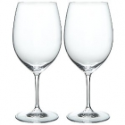 2 Riedel Bordeaux Vinum XL Red Wine Glasses